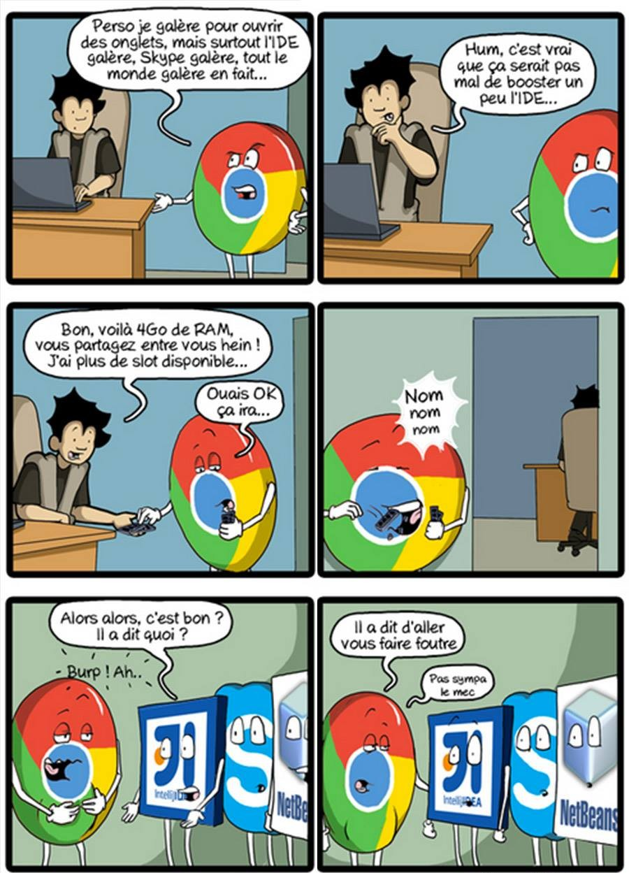 blague chrome