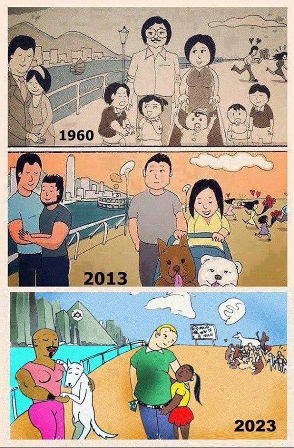 evolution-famille