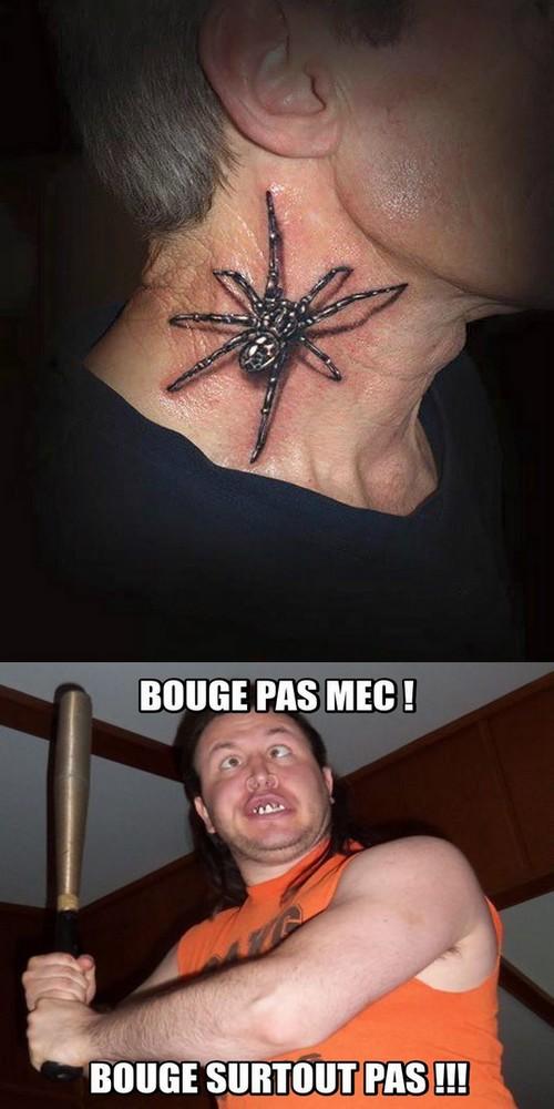 tatouage 3D 3