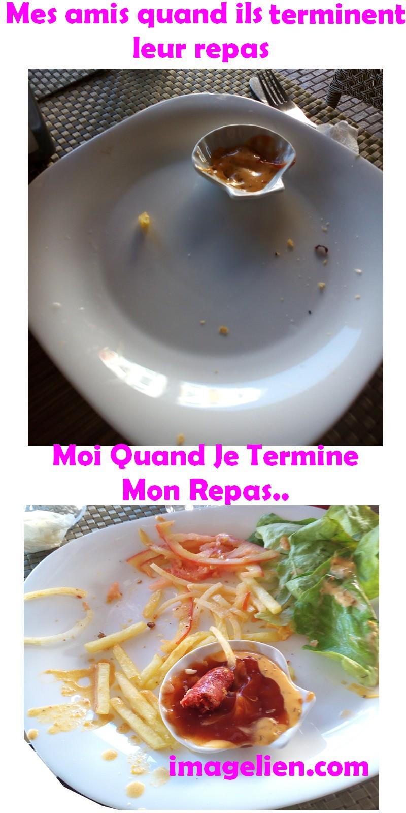 manger repas