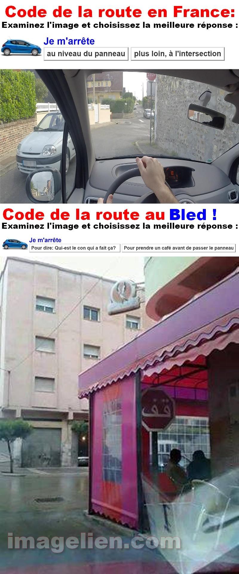 code de la route france